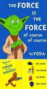 Yoda Seuss